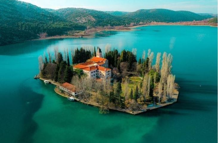 Croatia Secluded Island
