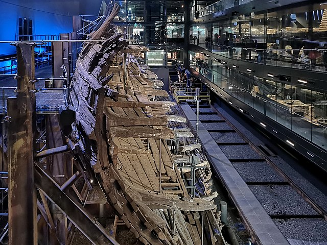 Mary Rose Museum Portsmouth England