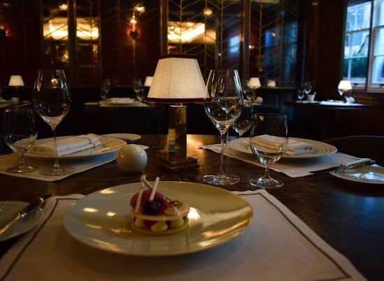 Ormer Mayfair Restaurant