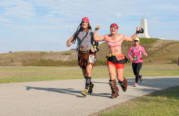 Kitty Hawk Half Marathon