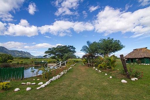 Hot Springs Fiji