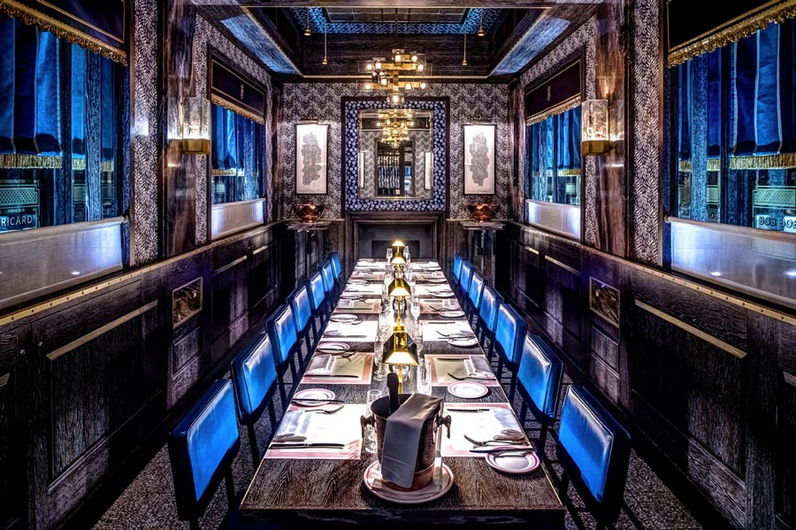 Bobbo Bricard Restaurant London