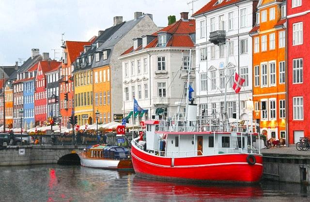 Copenhagen Denmark Scandinavia