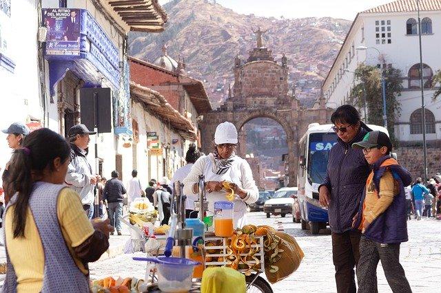 Peru Digital Nomads