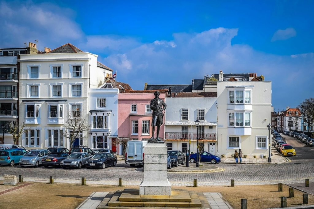 Top Historic Sites Portsmouth England