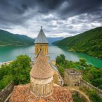 Ananuri Castle Georgia