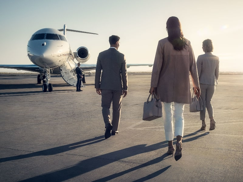 Private Jet Experience