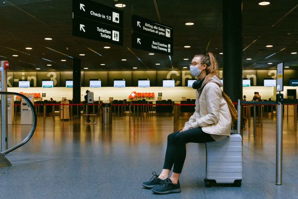 Covid Airport Travel Tips