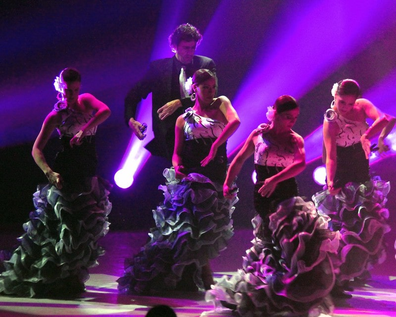Flamenco Madrid Spain