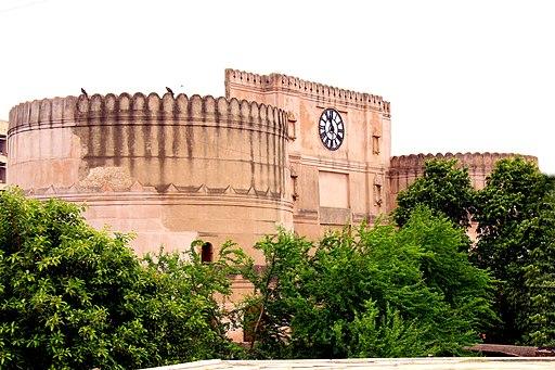 Bhadra Fort India