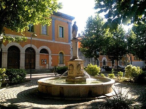 Brignoles City Center South of France
