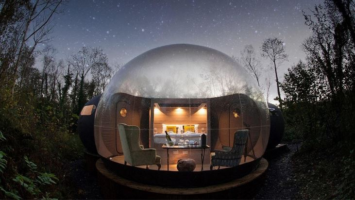 Bubble Hotel Glamping