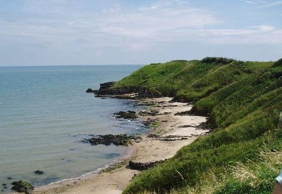 East Brittas Bay