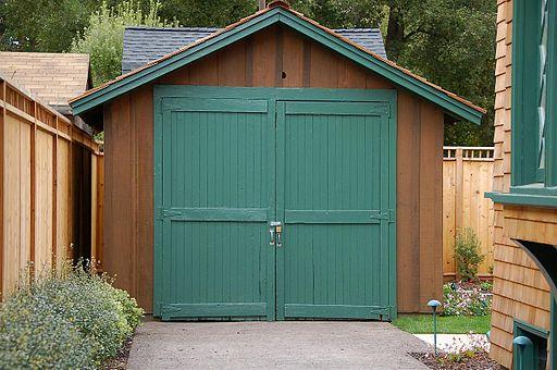 HP Garage Silicon Valley