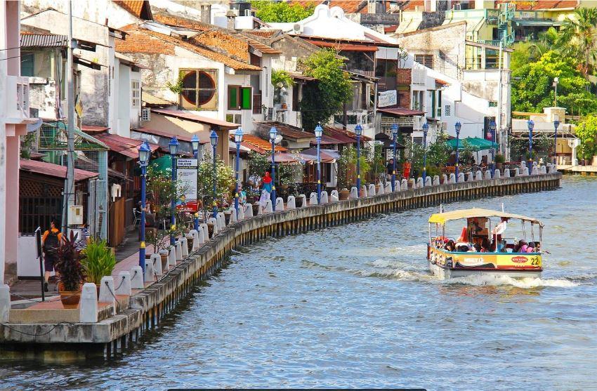Malacca River Malaysia