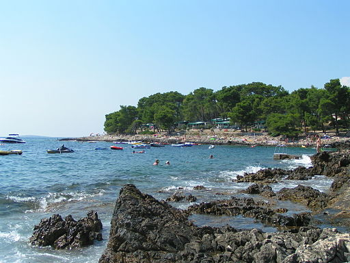Croatia Campground