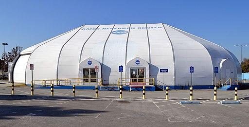NASA Ames Visitor Center CA
