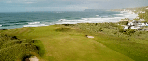 Royal Portrush Golf Club Ireland