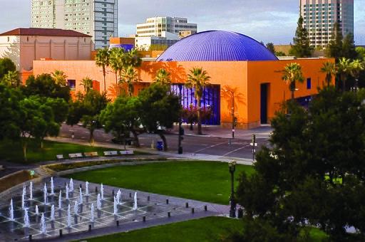 Tech Museum of Innovation CA