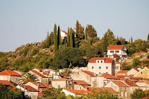 Town of Trpanj Croatia