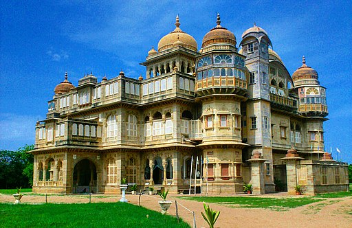 Vijay Vilas Palace Kutch India
