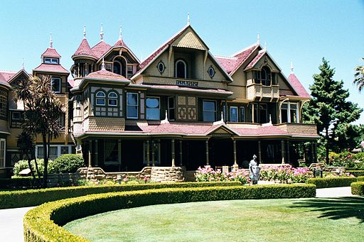 Winchester Mystery House CA