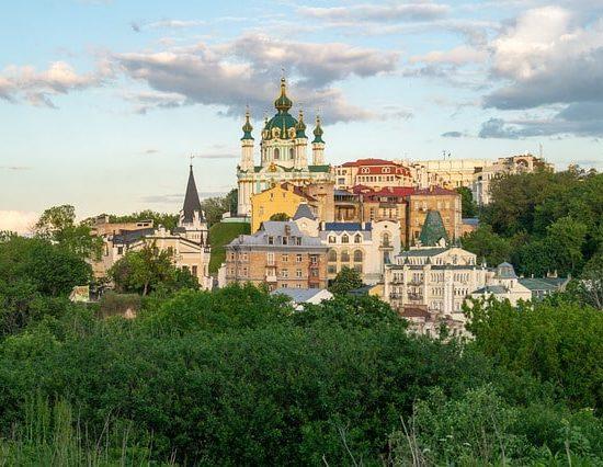 Guide to Kiev
