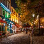 Romantic Paris Meals