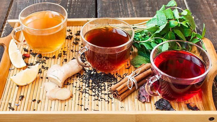 Tea Flavors of Europe