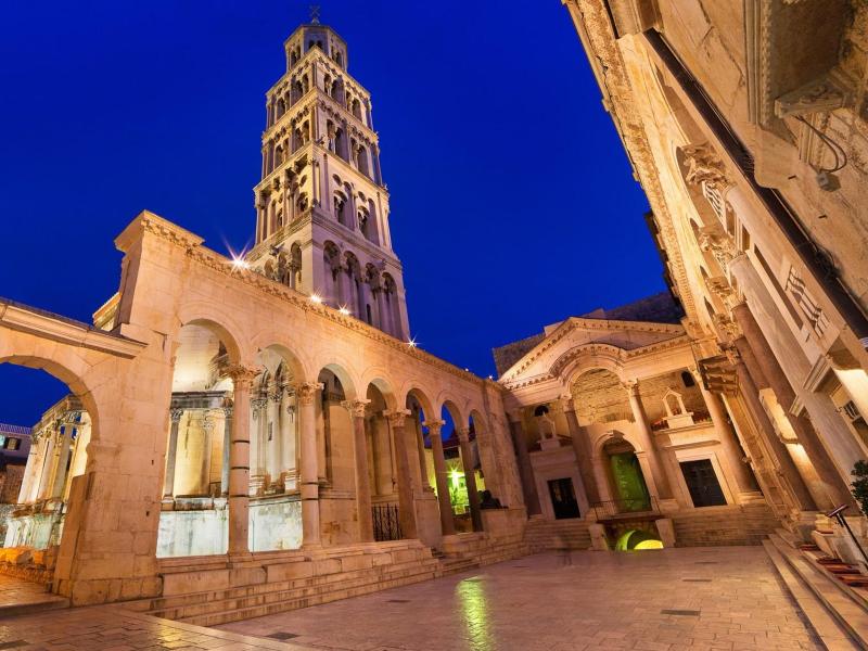 Croatia Historic Sites
