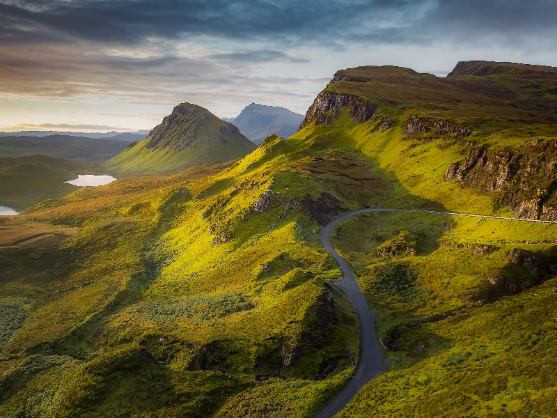 Scotland Road Trip Tips