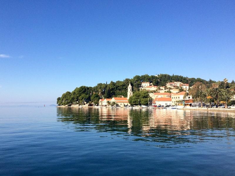 Uncrowded Croatia