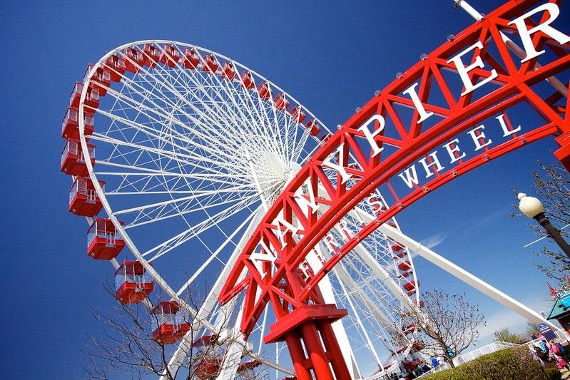 Centennial Wheel, Navy Pier, Chicago
