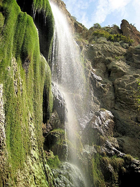 Escondido Falls California