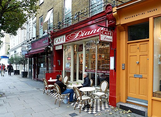 Knotting Hill London