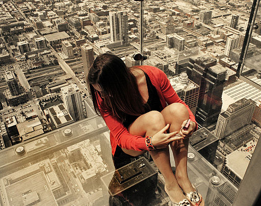 The Ledge at Willis Tower Chicago