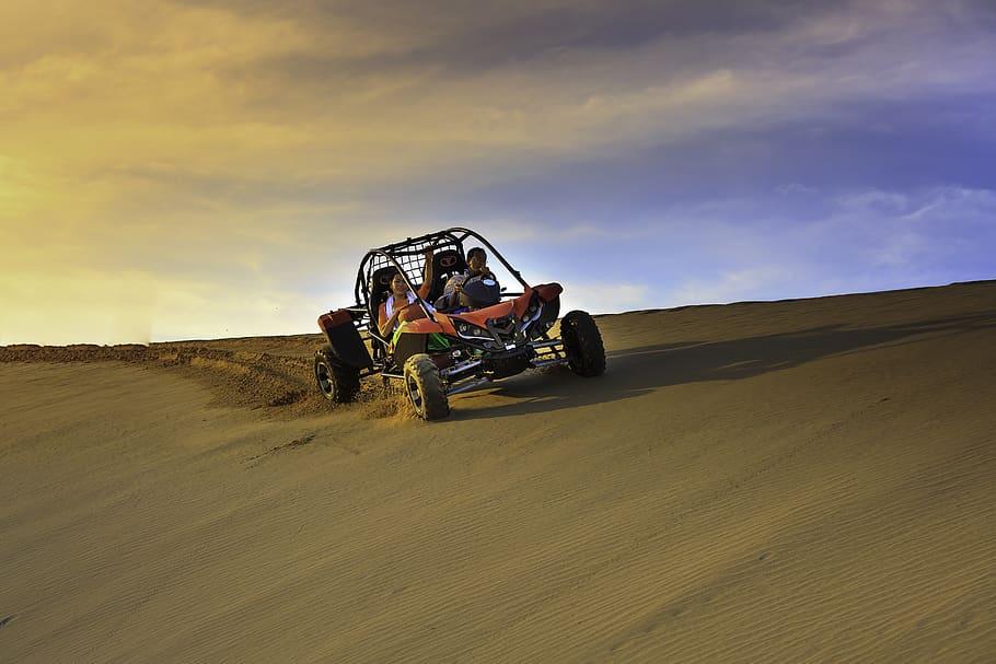 Las Vegas Dune Buggy