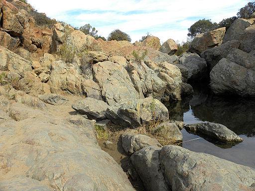 Los Penasquitos Canyon California