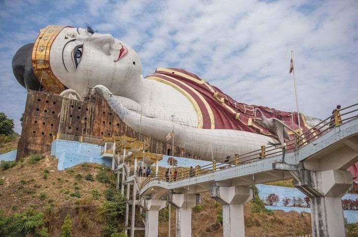 Myanmar Budha