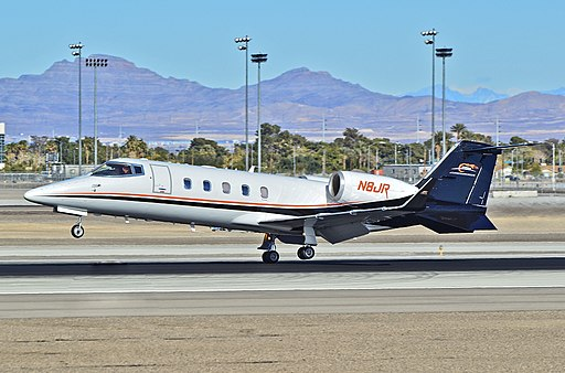 Las Vegas Private Jet
