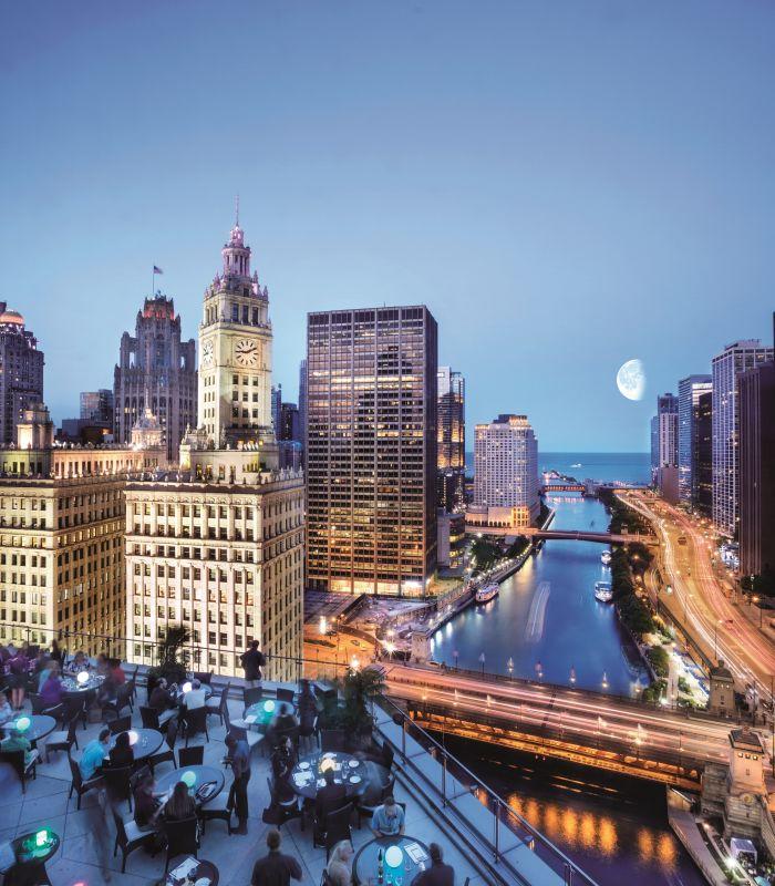 Trump Hotel Terrace, Chicago
