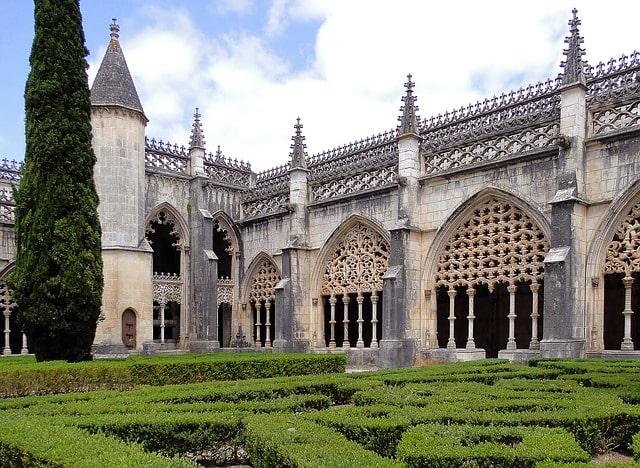 Monastery of Batalha Portugal