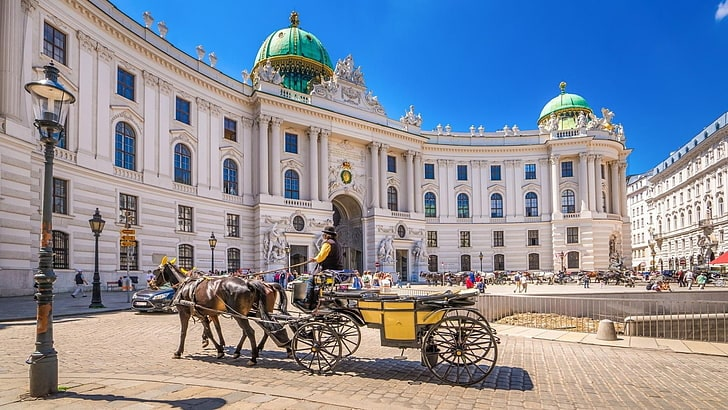 Horse Drawn Carriage Rides Vienna