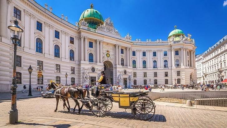Horse Drawn Carriage Rides Vienna