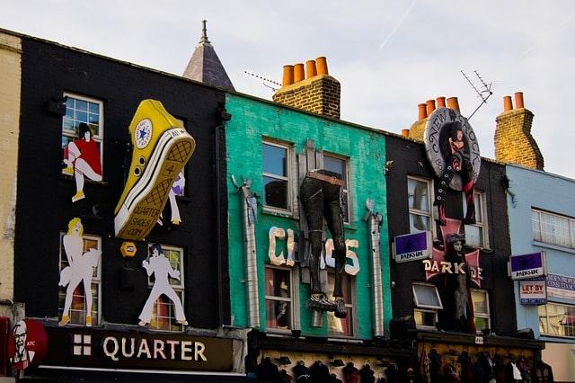 Camden Markets London