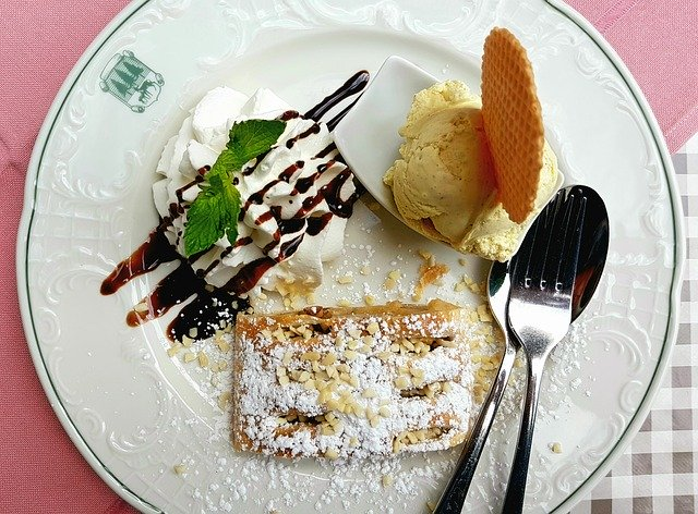 Apple Strudel Austria