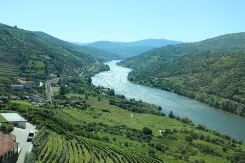 Douro Wine Region Portugal