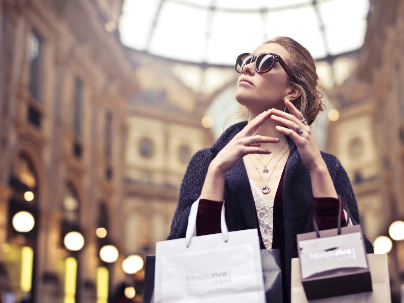 London Top Shopping Areas