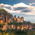 Three Sisters in Blue Mountains Sydney