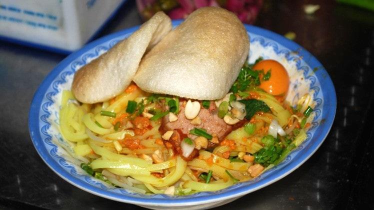 Quang Noodle Bowl Vietnam